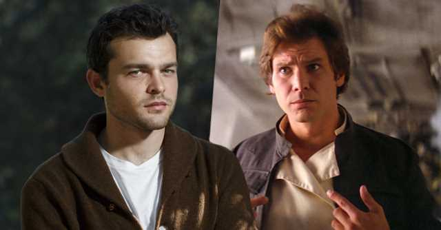 Young Han Solo Interview