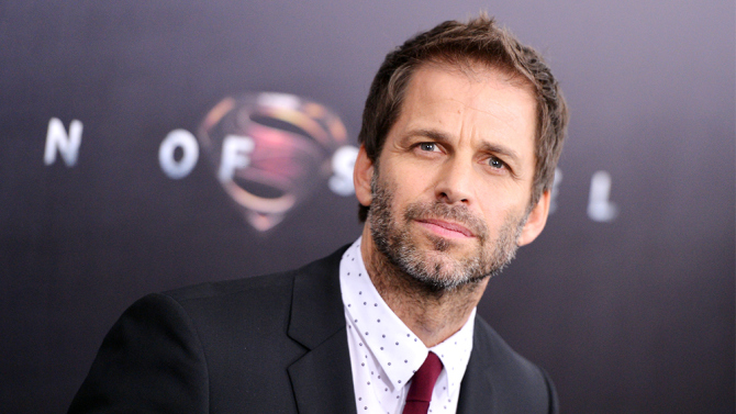 Zack Snyder Talks Justice League