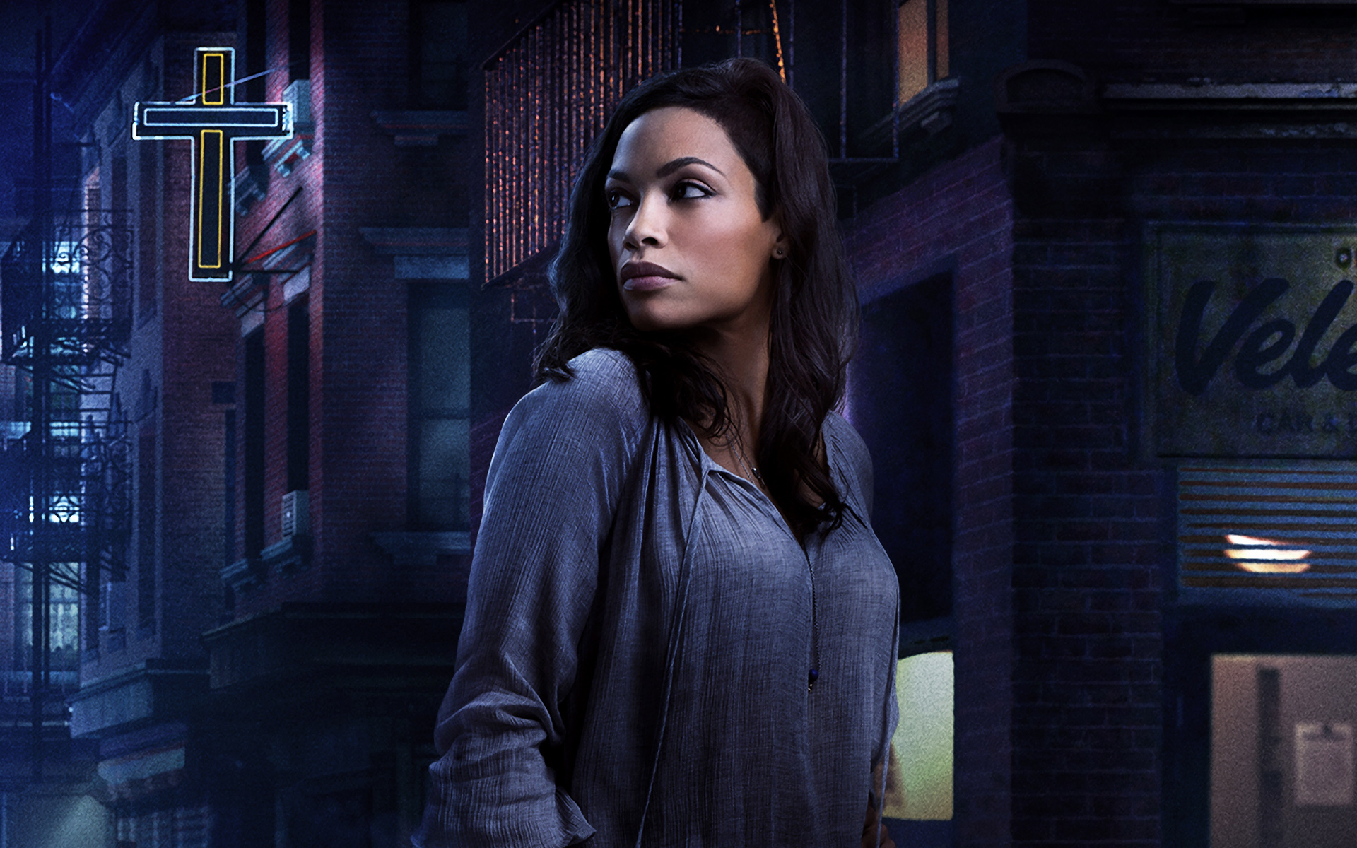 Punisher Won't Feature Claire Temple