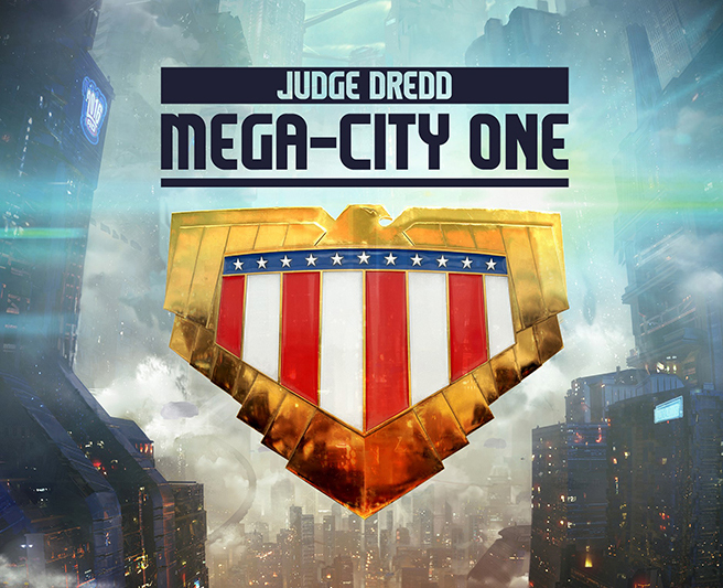 Judge Dredd: Mega City One TV Series Planned