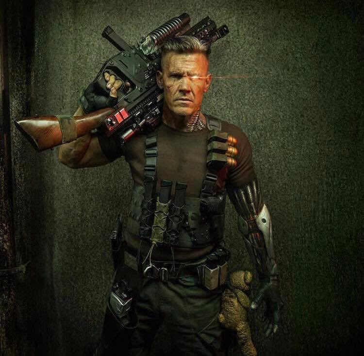 Cable Unveiled For Deadpool 2