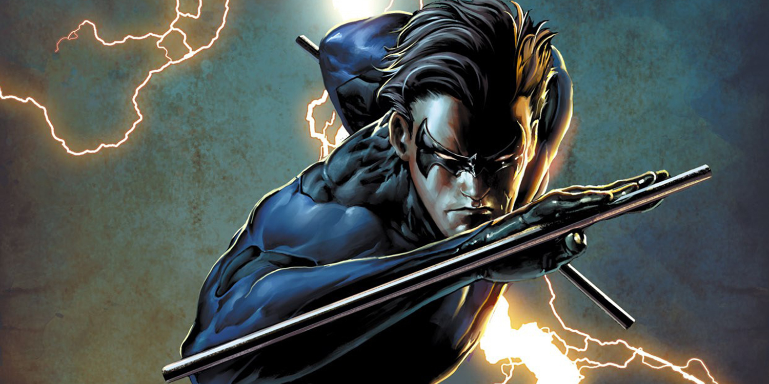 Nightwing Director Talks